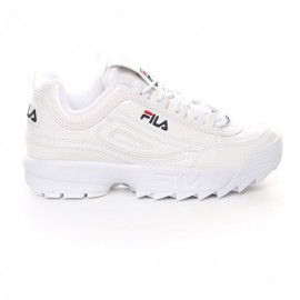 FILA DISTRUPTOR LOW TOTAL WHITE