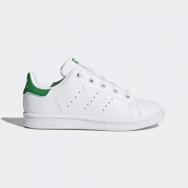 ADIDAS BAMBINI ORIGINALS SCARPE STAN SMITH  BA8375