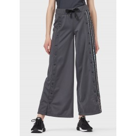 ARMANI EA7 Pantaloni con side bands e bottoni laterali