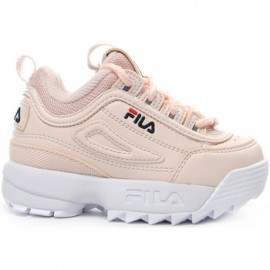 FILA SNEAKERS DISTRUPTOR INFANTS 1010826 ROSA