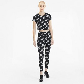 PUMA LEGGINGS WOMAN SCRITTA 581225