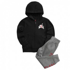 Nike Jordan Tuta Bambino Jumpman Classic Nera 856457