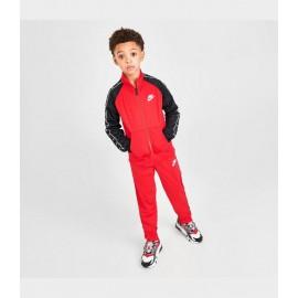 NIKE TUTA Line Boys' Little Kids' Nike Swoosh Tricot Rosso 86G343