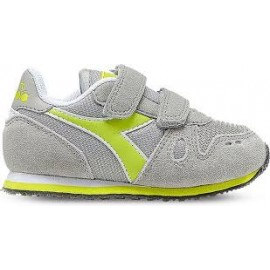 Diadora Sportswear SIMPLE RUN TD Baby 174384 Grigio