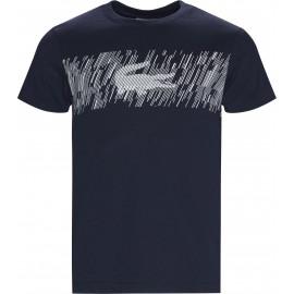 LACOSTE T-shirt  uomo BLU  Lacoste SPORT TH3496