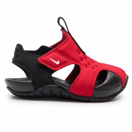 Nike Sandali Sunray Protect 2 TD 943827 Rosso/Nero