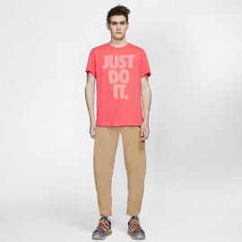 Nike Sportswear Just Do It Unisex Tee CK2271 Aragosta