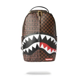 SPRAYGROUND SPLIT THE CHECK BACKPACK B3249