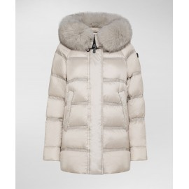 PEUTEREY FASHION AND FUNCTIONAL SUPERLIGHT DOWN JACKET TAKAN MQ 02 FUR