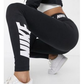 NIKE Nsw Leggings club hw Donna CT5333 BLACK