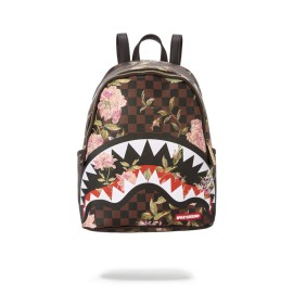 SPRAYGROUND ZAINO SHARK FLOWER SAVAGE BACKPACK