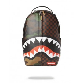 SPRAYGROUND ZAINO JUNGLE PARIS BACKPACK