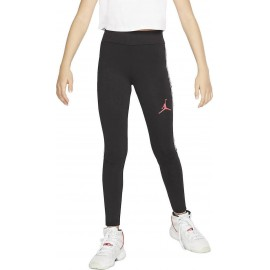 NIKE JORDAN Leggings Girl 456471 Nero