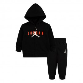 NIKE TUTA JORDAN JUMPMAN AIR  NERO  656986