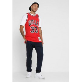 MITCHELL & NESS CANOTTA NBA CHICAGO BULLS SCOTTIE  PIPPEN 18154 ROSSO