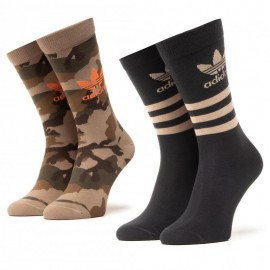 ADIDAS CALZE MID CUT (3 PAIA) GD3567 CAMOUFLAGE