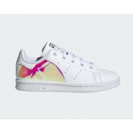 ADIDAS  STAN SMITH KIDS FY2679 BIANCO/COLOR