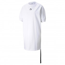 Puma Abito in stile t-shirt PBAE donna 532551 Bianco