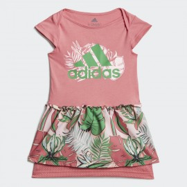 ADIDAS COMPLETO BABY FLOWER GM8969 ROSA